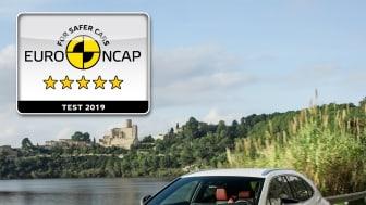Lexus UX EuroNCAP 5 stars 01 1x1