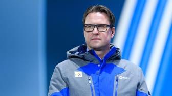 Mats Årjes nominated by Swedish Ski Association as candidate for FIS President. Photo: Bildbyrån.