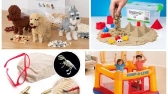11 kule ting å gjøre hjemme med sykt barn