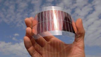 Framtidens solceller