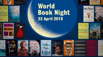 Celebrate World Book Night at Ramsbottom Library