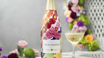 True Colours Ltd Ed med glas, staende