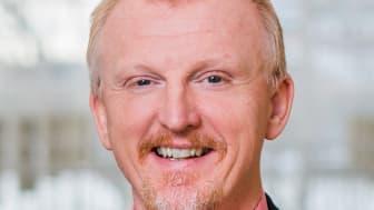 Lars Kullberg, Affärsområdeschef för Offentlig sektor på Capgemini i Sverige.