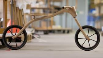 Laminocykeln, en barncykel baserad på delar från en Laminofåtölj