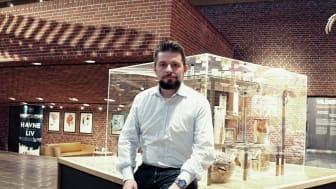 Jakob Lose, bestyrelsesformand for Fiskeri- og Søfartsmuseet.