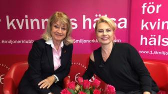 Samtal mellan Alexandra och en av vårt lands främsta skådespelare, Helena Bergström!