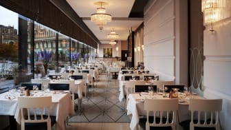 The Veranda Restaurant at The Grand Hôtel Stockholm