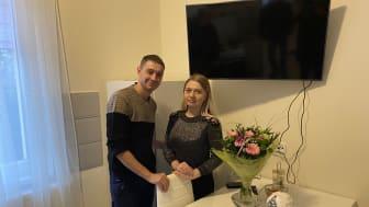 JYSK zaangażowany w przygotowanie mieszkania dla repatriantów z Kazachstanu