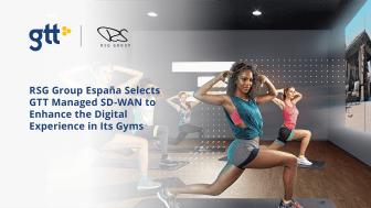 RSG Group España väljer GTT Managed SD-WAN