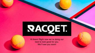 Nya padelkonceptet Racqet bygger just nu sin flaggskeppsbutik på Väla. Planen är att öppna i slutet av april.
