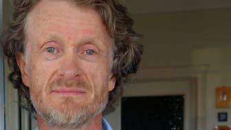 John Petter Lindeland, styreleiar i Norske Naturterapeuters Hovedorganisasjon