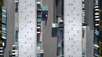 The cargofleet3 platform of idem telematics simplifies the management and localisation of parked swap bodies. (Photo: iStock)