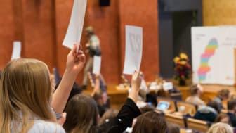Sveriges Elevkårer samlar till digital kongress för organsationens 127 700 medlemmar på 349 gymnasieskoloröver hela landet.