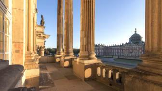 Palace Sanssouci © DZT  e.V.  F:  Florian Trykowski