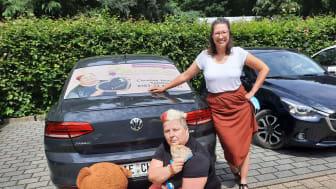 Christine Jentzsch und Ulrike Herkner