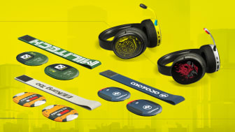 SteelSeries introduces two new headsets and three new Arctis Pro accessory kits as an official audio partner of Cyberpunk 2077