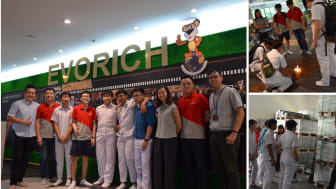 CSR Series: Inspiration Talk with Yuying Secondary School Students