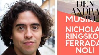 Nicholas Ringskog Ferreda-Noli. Foto: Elnaz Baghlanian
