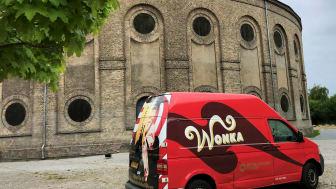 Willy Wonka-bil, Østre Gasværk Teater.jpg