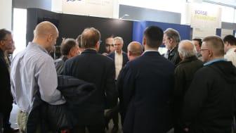 Markus Koch beantwortet Fragen der Besucher beim Börsentag Frankfurt 2019