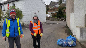 The group now has over 900 members on Facebook and you can find out more by searching Eco Rangers Larne Official