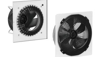 Inloppsgallret FlowGrid minskar ljudet från axial- och radialfläktar
