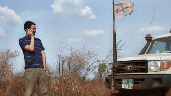 Rädda Barnen och Ericsson samarbetar i humanitära insatser