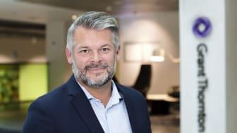 Michael Palm, ny styrelseordförande för Grant Thornton i Sverige.