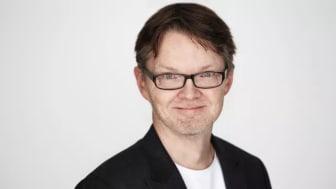 Möt Henrik Ennart, vetenskapsjournalisten som bla skrivit Den blå maten,  Åldrandets gåta och nu senast Happy Food