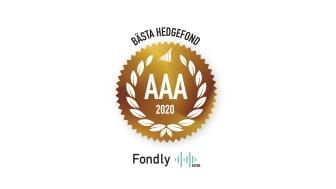 Alcur – Årets hedgefond 2020!