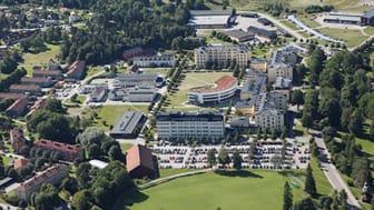 Högskolan i Gävle ökar och ökar mest