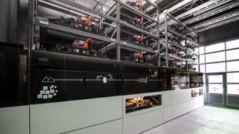 Audi åbner batterilager i Berlin
