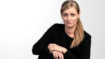 Sofia Söderberg, dirigent, kompositör och arrangör från Lund är Region Skånes kulturpristagare 2018. Foto: Christiaan Dirkesen