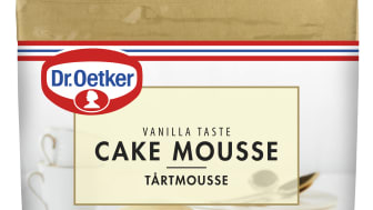 Cake Mousse Vanilla Taste