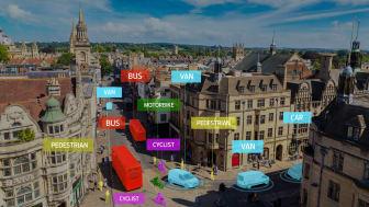 Nyt Ford-system vil forudse og forebygge trafikulykker