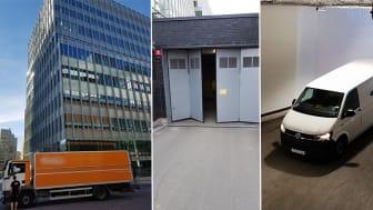 S:t Eriks nya sjukhusbyggnad fylls nu med utrustning och möbler.