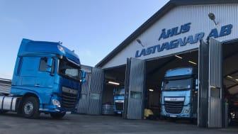 Investering i miljonanläggning i Kristianstad - Helt omarbetad ankläggning för att hantera DAF !