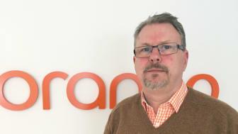 Lars Mantefors, ny CIO på Orango