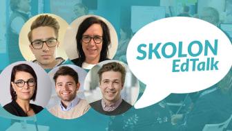 Digitaliseringsturnén Skolon EdTalk kommer till Örebro - kostnadsfritt event för lärare och skolledare