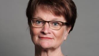 Ewa Andersen, vd Sparbankerna