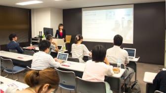 7月29日大阪にて『海外広報セミナー』を開催いたしました。
