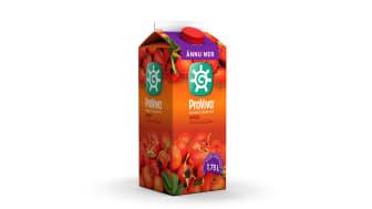 Mer vintermys med ProViva Nypon - Nu i ännu större förpackning!