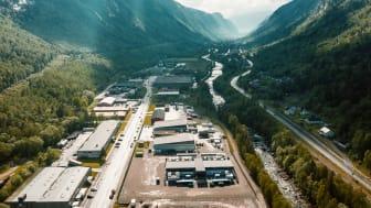 Volkswagen datasenter hos Green Mountain