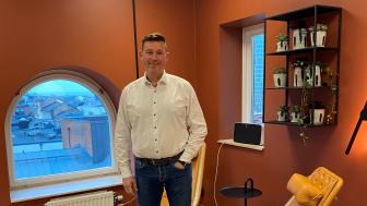Jonas Svensson, regionchef Knowit AB.