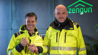 Sture Nilsson (tv) ny VD i Zengun efter Ulf Jonsson