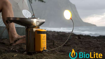 Roswi – ny distributør for BioLite i Norge