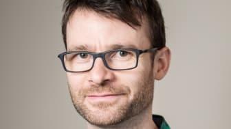 Alexander Miething, forskare vid Institutionen för folkhälsovetenskap vid Stockholms universitet. Foto: Niklas Björling.