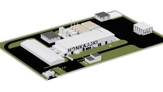 Swecon virtuaaliset tietomalliratkaisut vahvistavat Honkajoki Oy:n projektivientiä