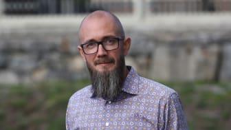 Patrik Lindskog tillträder som ny vd för Samuelsson & Partner AB