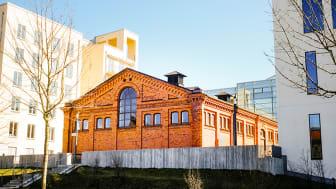 Ridhuset vid KMH Campus. Foto: Melina Hägglund
